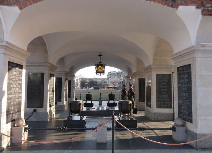 Tomb of the Unknown Soldier, Warsaw Image: Guillaume Speurt