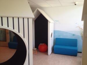 The Accidents and Emergencies Waiting Room for Kids
